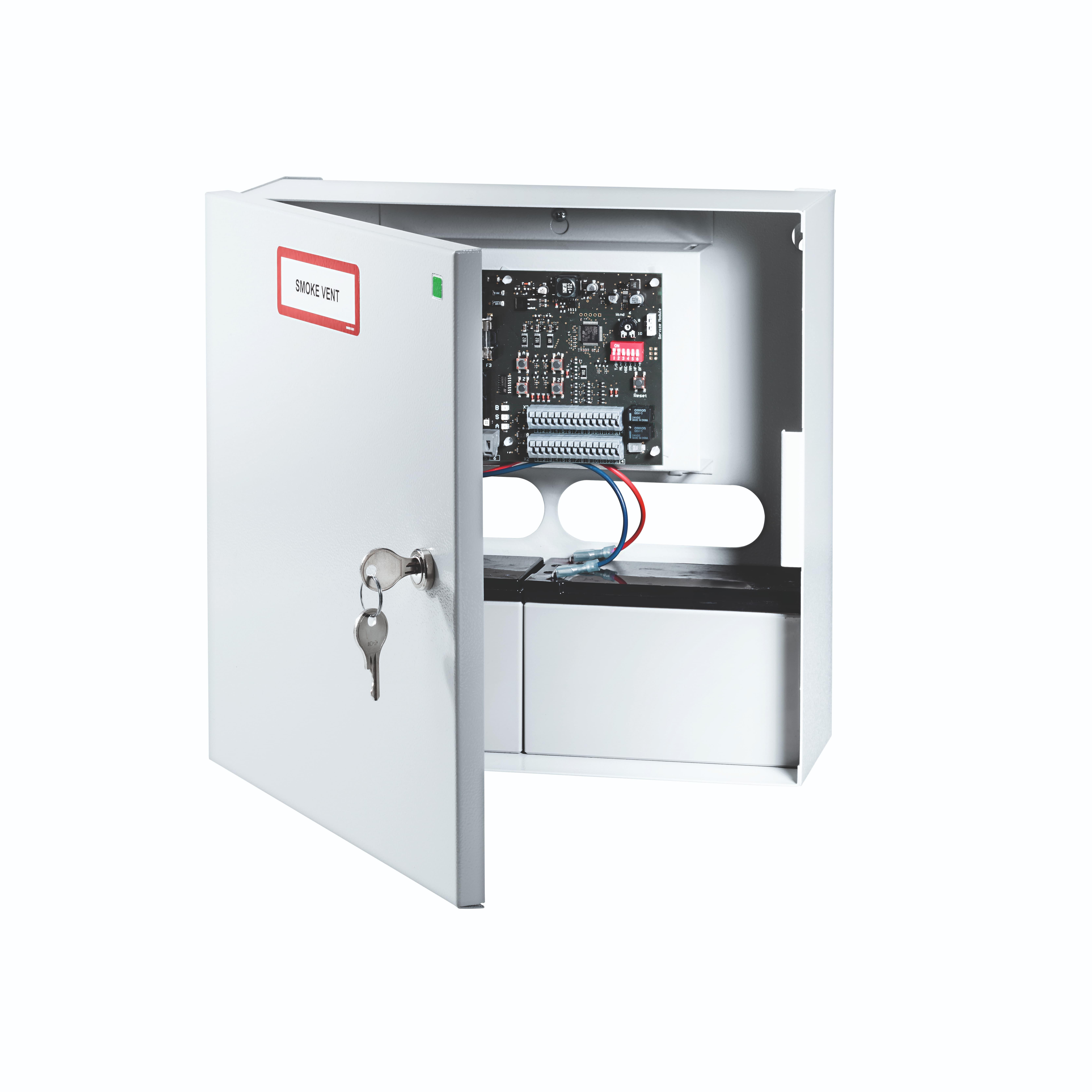 Compact control unit BCR